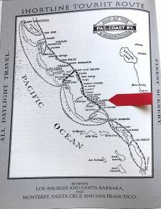 Los Alamos historic map