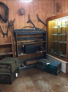antique military tools