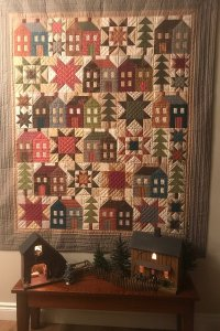 quilt in house pattern
