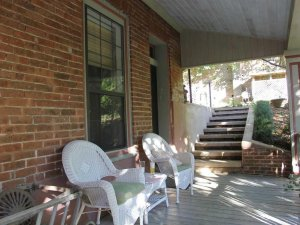 exterior porch chairs