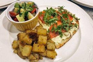 diced potatoe breakfast