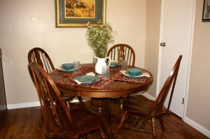 set dining table and chair
