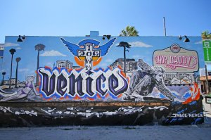Venice Public Art Graffiti Walls