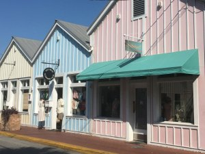 boutique shops