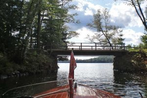 Bridge to Eagle Lake