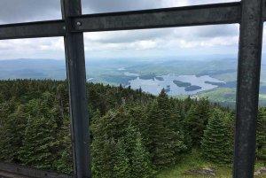 Firetower on Blue Mountain