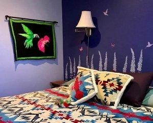 Southwestern Style Bed