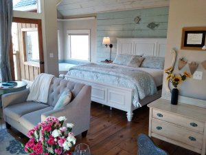 beach themed suite