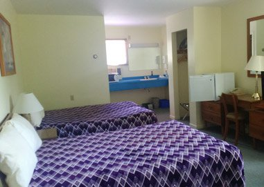Double Bed Room at Bridgetown Motor Inn