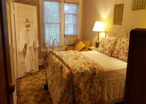 Room at York House in Rabun Gap, Georgia