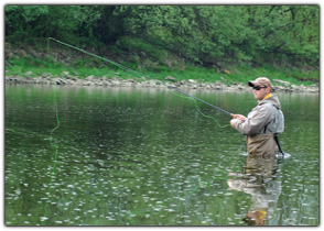 fly fishing near Weyside Inn and Cottage in Big Indian, New York