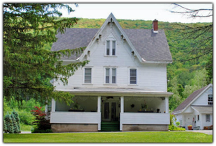 The Weyside Inn and Cottages in Big Indian, New York