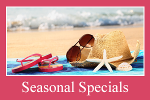 Seasonal Specials at The Tropical Inn