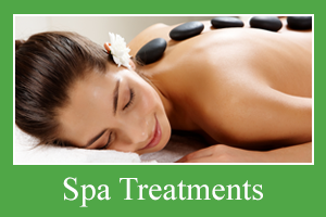 Spa Treatments at The Tropical Inn