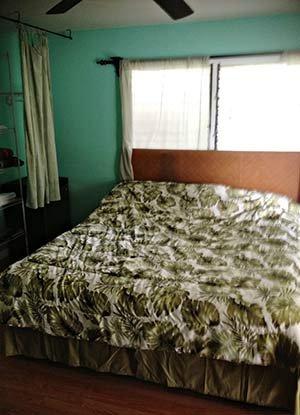 jungle room in Kona Hawaii Guest House in Kona, Hawaii