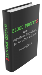 Blood Profits book 3 water water everywhere but not a drop to spare