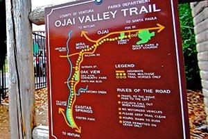 bike tour near Blue Iguana in Ojai, California