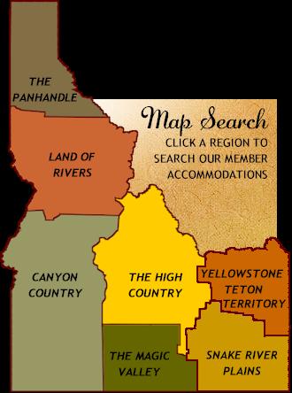Discover Gems Of Idaho Lodging Idaho Bed Amp Breakfast