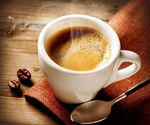 coffee near The Sawyer House in Sturgeon Bay Wisconsin