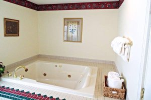 Beyer Room at William Seward Inn in Westfield, NY