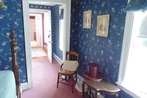 Faith Room at William Seward Inn in Westfield, NY