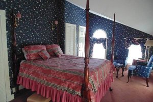 Gardner Room at William Seward Inn in Westfield, NY