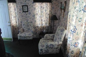 Wagner Room at William Seward Inn in Westfield, NY