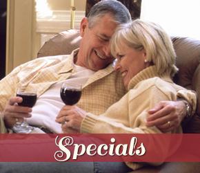 Specials at William Seward Inn in Westfield, New York