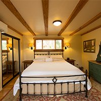 #8 Room in Blue Iguana Inn in Ojai, California