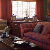 Interior of 66 Center in Eureka Springs, Arkansas