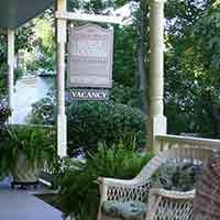 Exterior of 66 Center in Eureka Springs, Arkansas