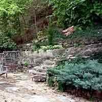 Gardens at 66 Center in Eureka Springs, Arkansas