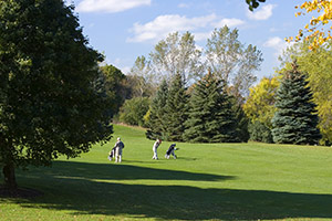 golf in southwest wisconsin
