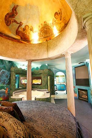 Atlantis under the Sea Room at Black Swan Inn in Pocatello, ID