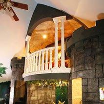 Romeo & Juliet Suite 1 in Black Swan Inn in Pocatello, Idaho