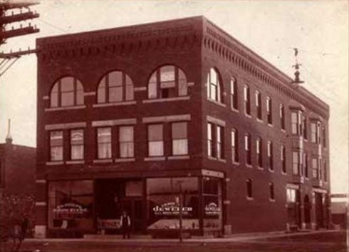 Historical photo of Destinations Inn in Pocatello, ID