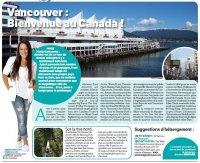 Vancouver: Bienvenue au Canada