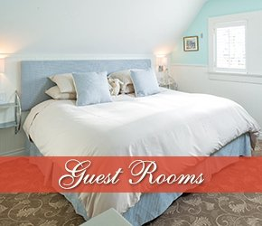 Guest Rooms at West End Guest House in Vancouver, British Columbia