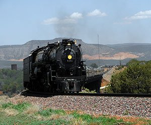 Santa Fe Railroad - Photo by PDTillman