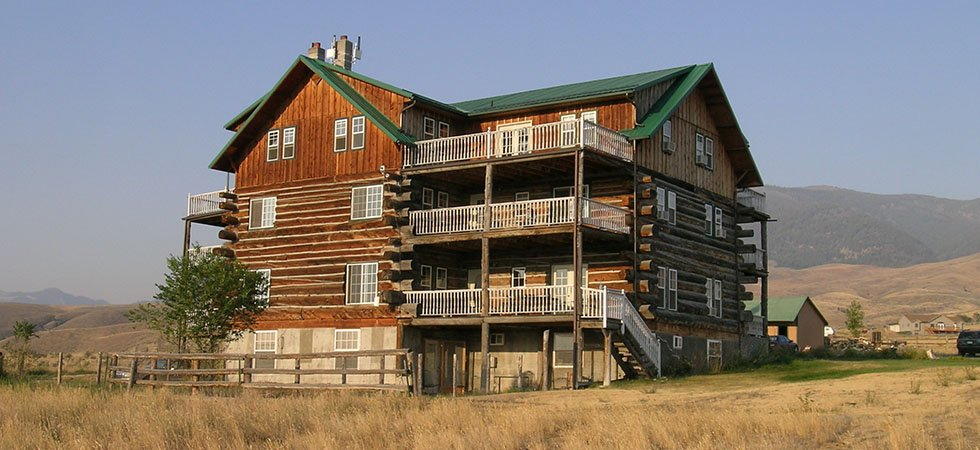 Fantastic Salmon Idaho Lodging | Syringa Lodge Bed & Breakfast XD46