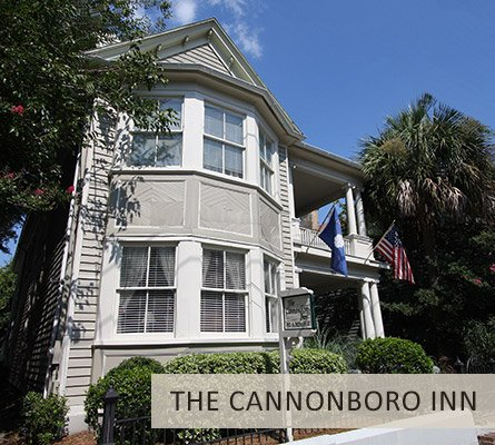 The Cannonboro Inn in Charleston South Carolina