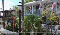 Hemingway House Video Drone: St. Augustine video Hemingway House