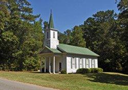 Bladon Springs Church at Bladon Springs, AL