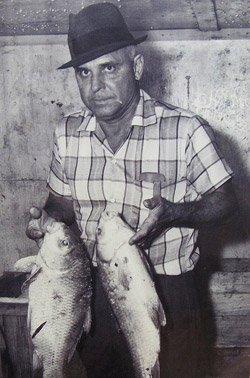 Ezell's Fish Camp at Lavaca, AL1