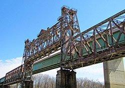 Old Naheola Bridge at Pennington, AL