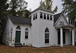 Seventh-Day Adventists Church at Gilbertown, AL