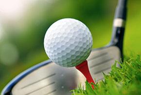Golfing in Kansas