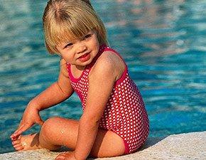 Swimming in Oakley