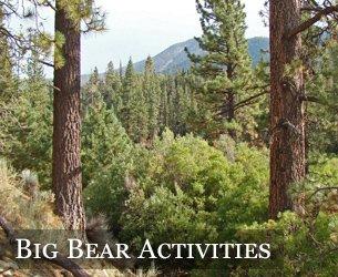 Big Bear Acvtivities Near Pine Knot Guest Ranch in Big Bear, California