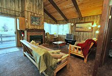 Bungalow Vacation Rental at Pine Knot Guest Ranch